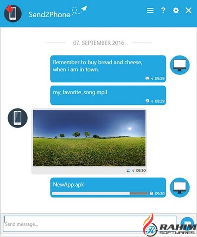 Abelssoft Send2Phone 2.0.15 Free Download