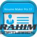 Resume Maker Pro 17 Free Download