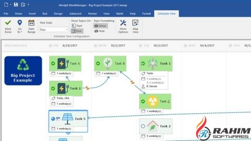 MindManager 2018 Portable Free Download