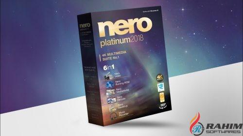 Nero 2018 Platinum Suite 19 Free Download