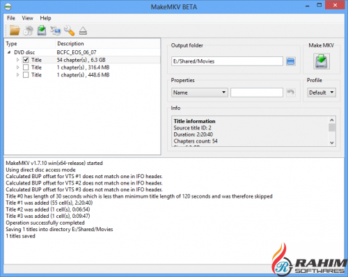 MakeMKV 1.10 Portable Free Download