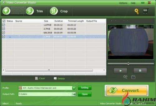 Apowersoft Video Converter Studio 4 Free Download