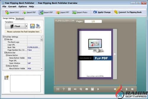 FlippingBook PDF Publisher Portable Free Download