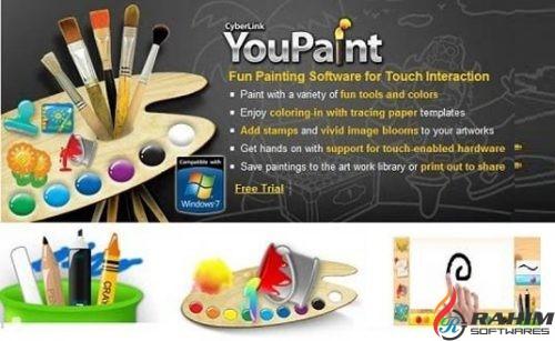 CyberLink YouPaint 1.5 Portable Free Download