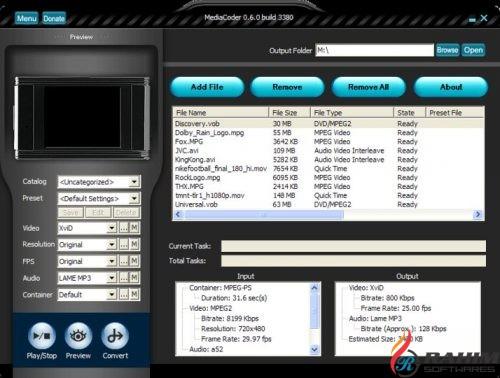 MediaCoder Pro Mac Free Download