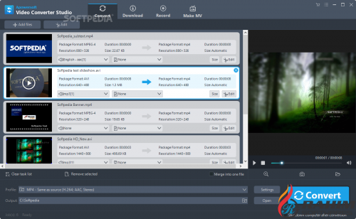Apowersoft Video Converter Studio 4 Mac Free Download