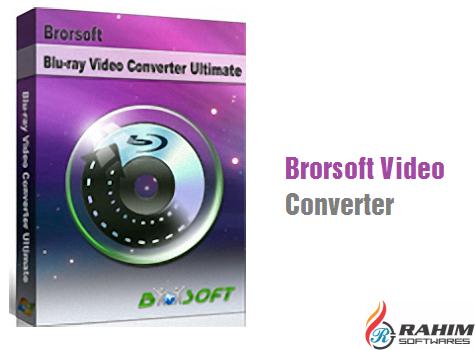 Brorsoft Video Converter Free Download