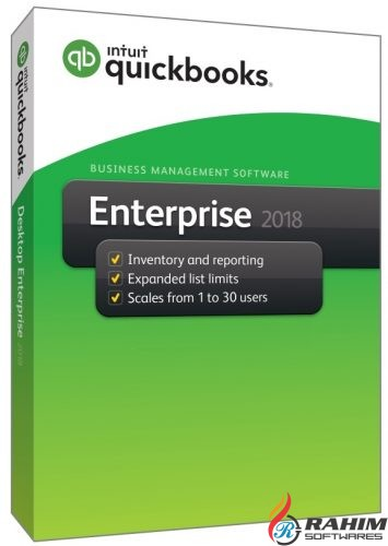 QuickBooks Enterprise Accountant 18 R4 Free Download