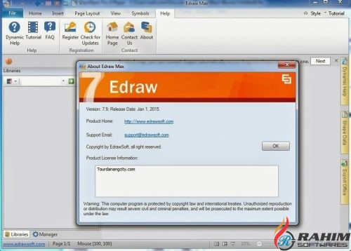 Edraw Max 9.1 Free Download