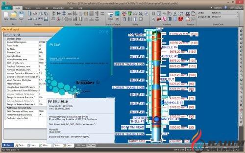 Intergraph PV Elite 2014 Free Download