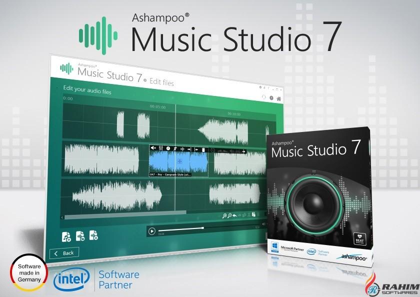 Ashampoo Music Studio 7.0 Free Download