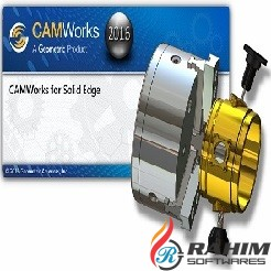 CAMWorks 2016 SP1 for Solid Edge Free Download