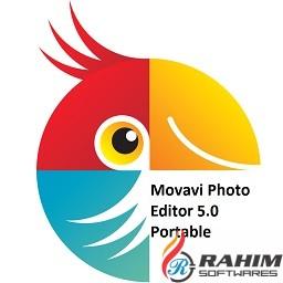 Movavi Photo Editor 5.0.0 Portable Free Download