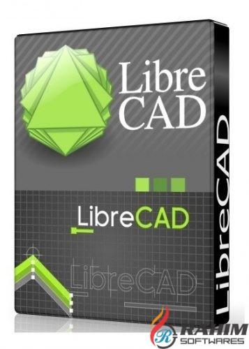 LibreCAD 2.1.3 Portable Free Download