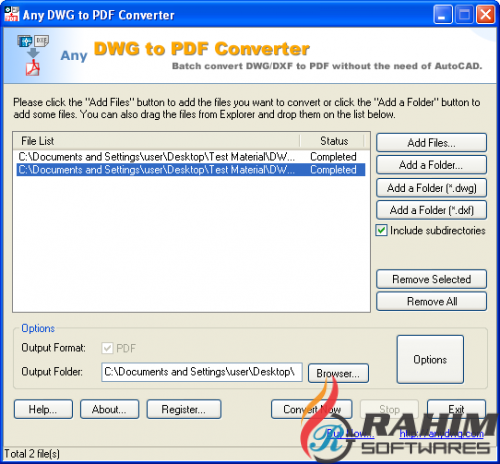 pdf to dwg converter free download software