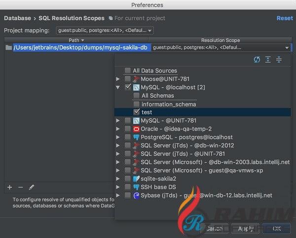JetBrains DataGrip 2017 Free Download