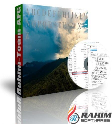 FontViewOK 4.56 Portable Free Download