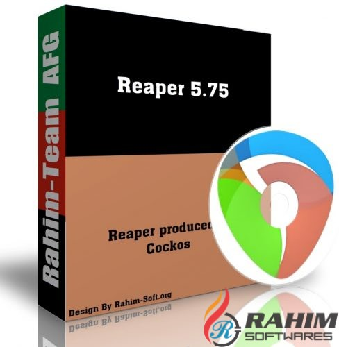 REAPER 5.75 Portable Free Download