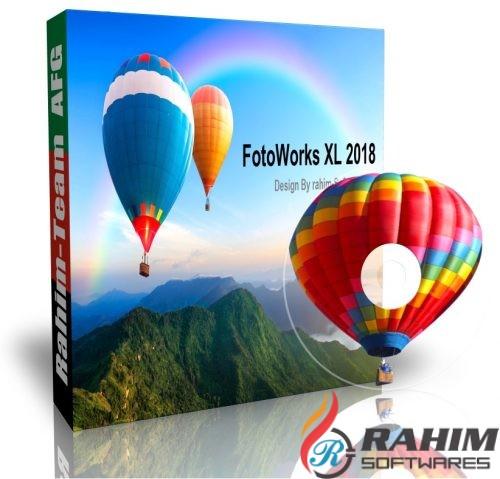 FotoWorks XL 2018 Free Download