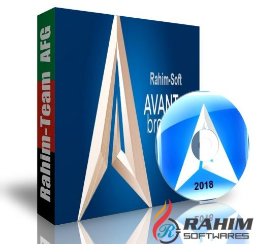 Avant Browser 2018 Free Download