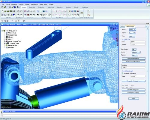 MSC Nastran 2012 Free Download