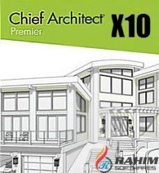 Chief Architect Premier X10 + Portable Free Download