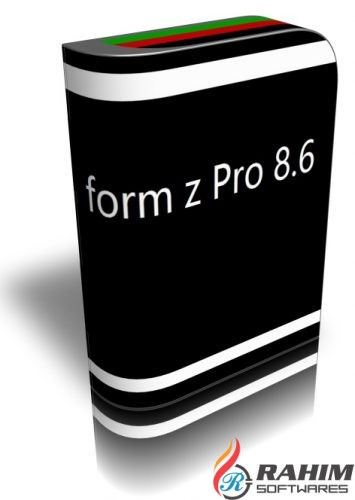 form Z Pro 8.6 Free Download