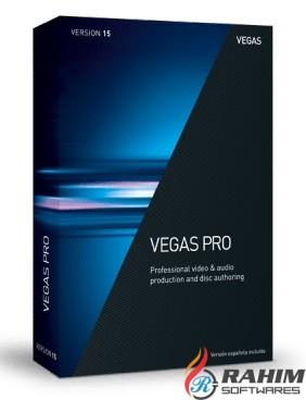 MAGIX VEGAS Pro 15 Multilingual Free Download