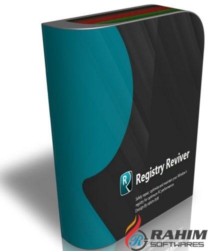 Registry Reviver 4.19 Portable Free Download