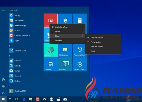 Windows 10 RS3 AIO 1709 Multilanguage February 2018 Download