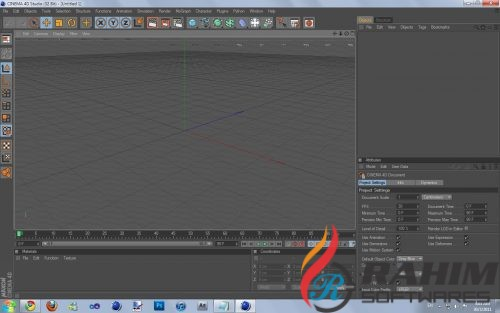 CINEMA 4D Studio R12 Portable Free Download