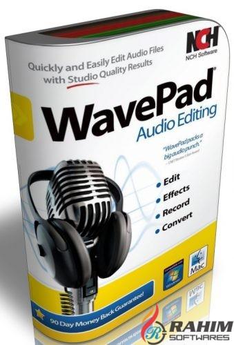 NCH WavePad 8 Beta Free Download