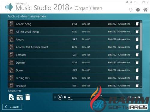 Download Ashampoo Music Studio 2018 Portable
