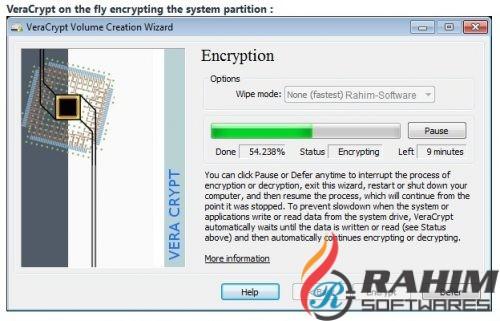 VeraCrypt 1.19 Portable Free Download