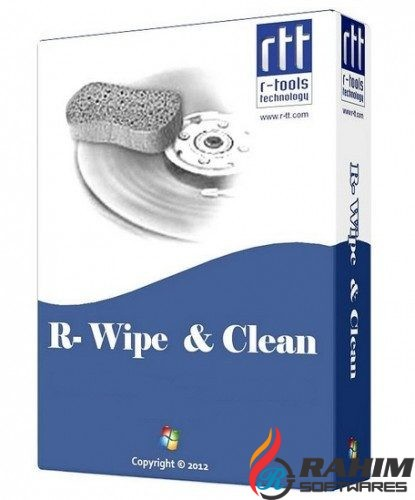 R Wipe And Clean 11.10 Corporate Free Download