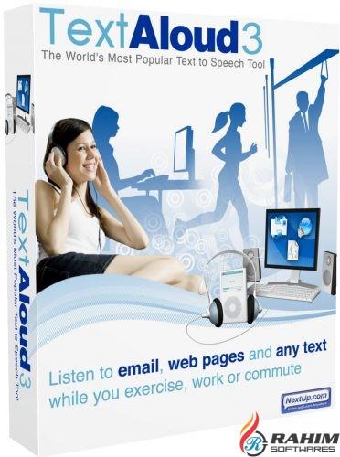 TextAloud 3.0.114 Free Download