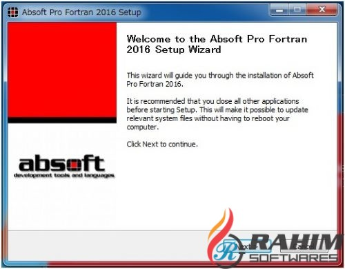 Absoft Pro Fortran 2016 Free Download
