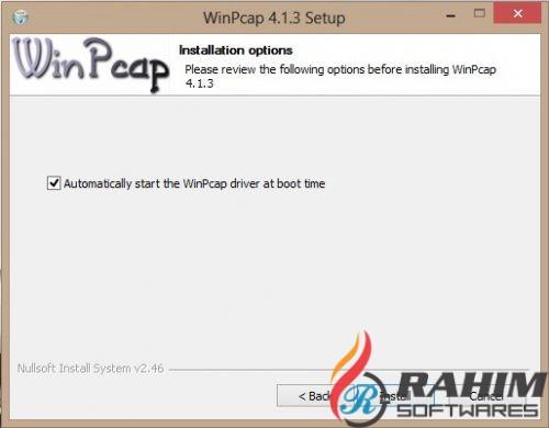WinPcap 4.1.3 Free Download