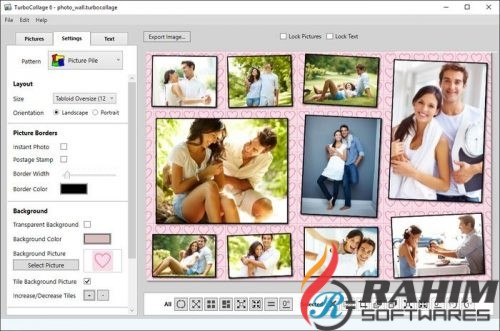 TurboCollage 7.0 Portable Free Download