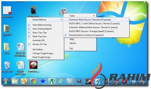 EraserDrop 2.1.1 Portable Free Download