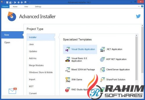 Advanced Installer Architect 14.6 Free Download