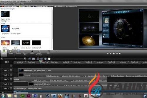 Camtasia Studio 9.1.1 Build 2546 Free Download