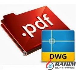 Any PDF to DWG Converter 2017 Free Download