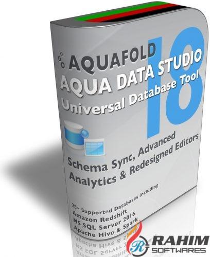 Aqua Data Studio 18.5 Free Download