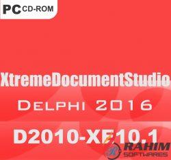 XtremeDocumentStudio Delphi 2016 Free Download