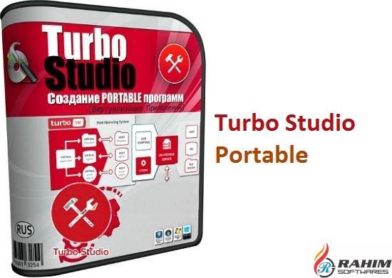 Turbo Studio 17.7 Portable Free Download