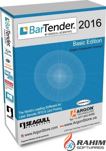 BarTender Enterprise Automation 2016 Free Download