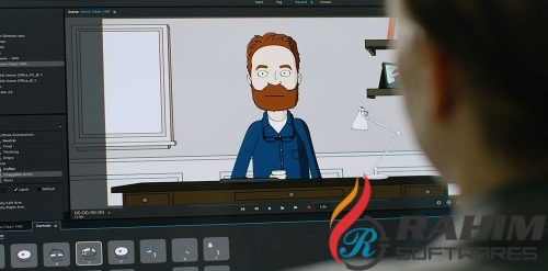 Adobe Character Animator CC 2018 Portable Free Download