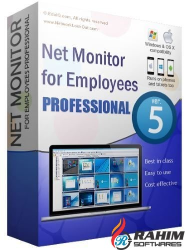 Net Monitor for Employees Professional 5.5.7 Free Download