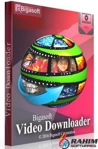 Bigasoft Video Downloader Pro 3.15 Portable Free Download